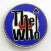 The Who - 'Target Logo' Small Enamel Badge